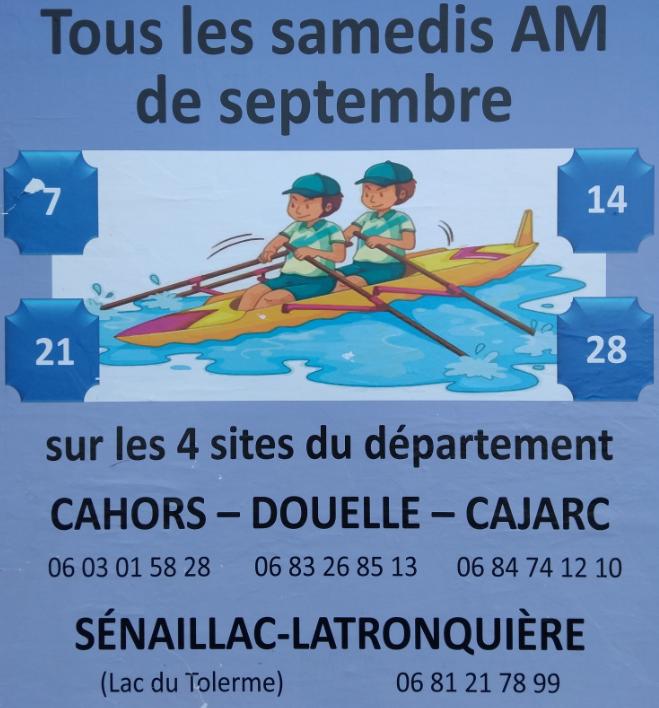 Affiche Initiation Jeune Public Septembre 2019